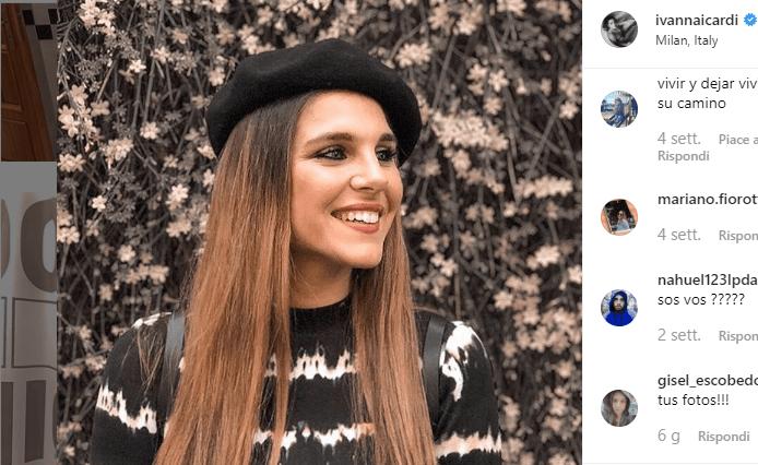 Ivana Icardi sorella Mauro chi è che lavoro fa vita privata fidanzato foto Instagram contro Wanda Nara