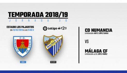 Pronostico Numancia-Malaga di Oggi 18 Marzo (Segunda Division 2018-19)