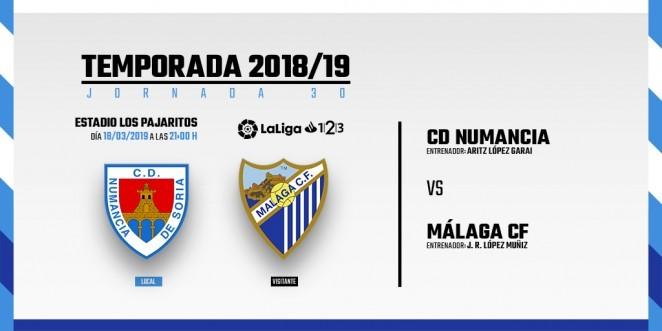 Numancia Malaga Pronostico La Liga 2 Segunda Division Spagnola