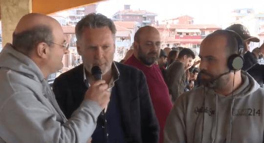 Sandro Pochesci Nuovo Allenatore della Casertana