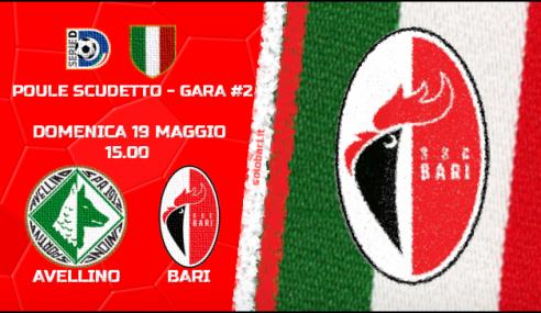 Avellino-Bari Streaming: Diretta Link Online Telebari e Facebook