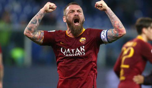 Daniele De Rossi lascia la Roma, dove giocherà la prossima stagione?