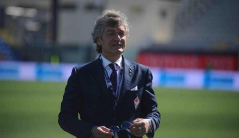 Parma-Fiorentina 1-0: le dichiarazioni di Antognoni nel post partita