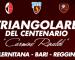Salernitana, Triangolare del Centenario con Bari e Reggina: Data e Luogo