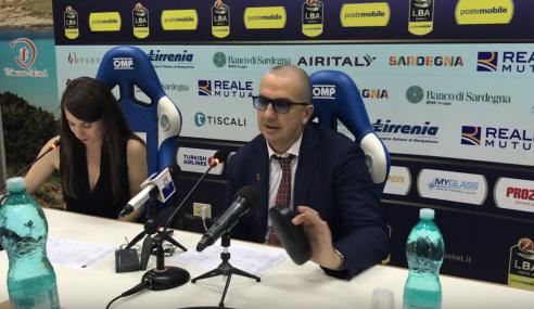 Sfogo di Pozzecco, la risposta di De Raffaele verso gara 6 tra Venezia e Sassari