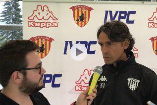 """Inzaghi e la maledizione del numero 9 del Milan: """"Spero che Piatek possa far bene"""""""