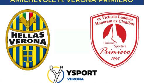 Amichevole Verona-Primiero: Diretta Streaming su Facebook