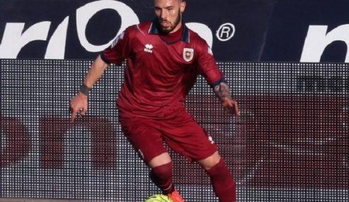 Cittadella Calcio, Nicholas Siega al Pisa
