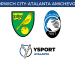 Norwich-Atalanta Streaming e Diretta Tv