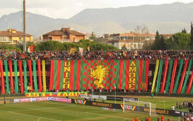 Calendario Potenza Calcio.Calendario Ternana Calcio 2019 20 Date Partite Ysport