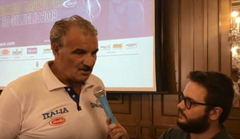 """Italbasket ai Mondiali 2019, Sacchetti: """"Melli infortunato, Hackett? Lo controllo io"""""""