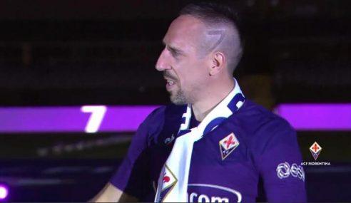 Fiorentina-Juventus 0-0: le dichiarazioni di Ribery nel post partita
