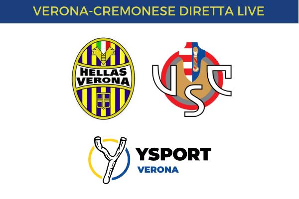 Verona-Cremonese Streaming Gratis Diretta Link Online Risultato Tempo Reale Rai