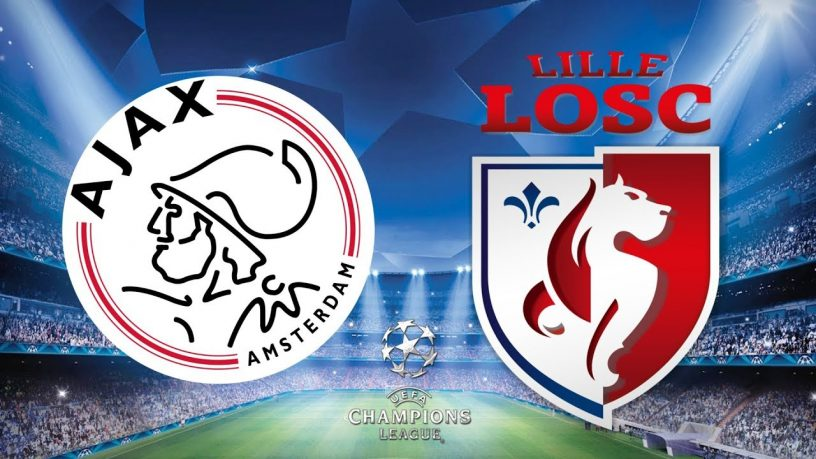 Ajax-Lille Pronostico Formazioni Streaming Link Online Diretta Tv Sky