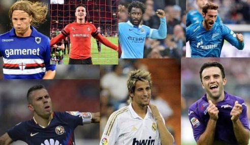 Calciomercato, lista calciatori svincolati (Settembre 2019)