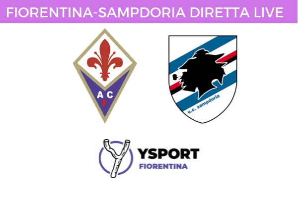 Fiorentina-Sampdoria DAZN Streaming Gratis Diretta Link Online Sky Risultato Tempo Reale Video