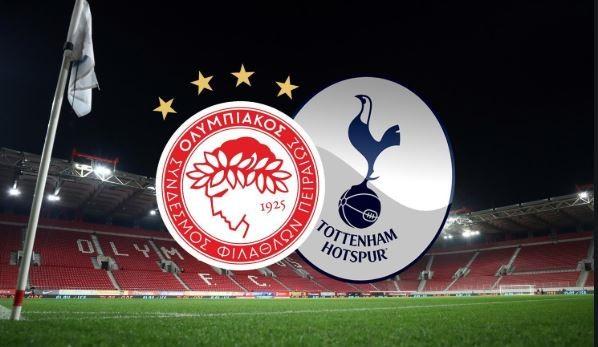 Olympiacos-Tottenham Pronostico Formazioni Streaming Diretta Link Online Tv