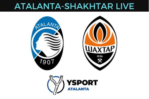 Atalanta-Shakhtar Donetsk Streaming Gratis Diretta Link Online Sky Risultato Tempo Reale Video