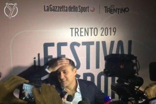 Bobo Vieri al Festival dello Sport 2019: l'intervista (Video)