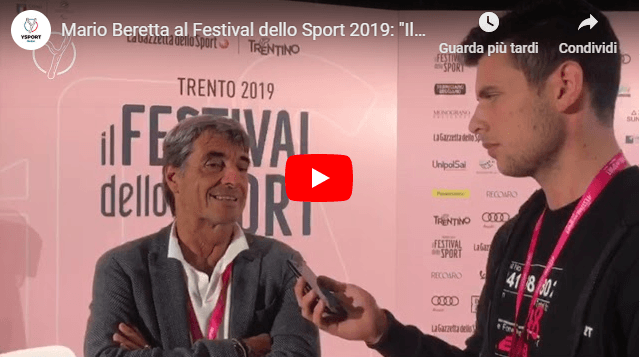 """Mario Beretta al Festival dello Sport 2019: """"Vi dico la mia su Torino, Parma e Ternana"""""""