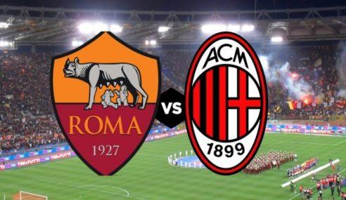 Roma-Milan Streaming: Diretta Gratis Online (Serie A 2020-21)