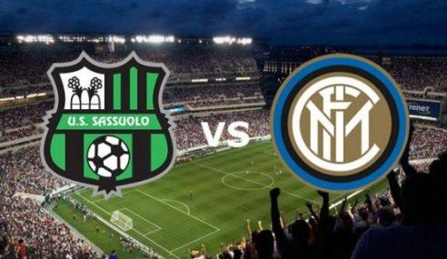 Sassuolo-Inter Streaming: Diretta Gratis Online (Serie A 2020-21)