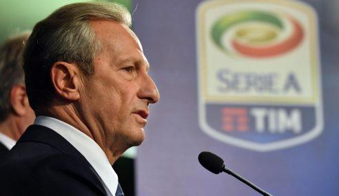 Gaetano Miccichè si dimette da Presidente della Lega Serie A