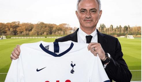 Josè Mourinho nuovo manager del Tottenham: è Ufficiale (Foto)