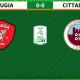 Perugia-Cittadella: Pronostico e Formazioni (Serie B 2019-20)