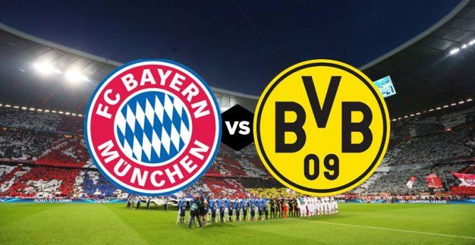 Bayern Monaco-Borussia Dortmund: Pronostico e Formazioni (Bundesliga 2019-20)