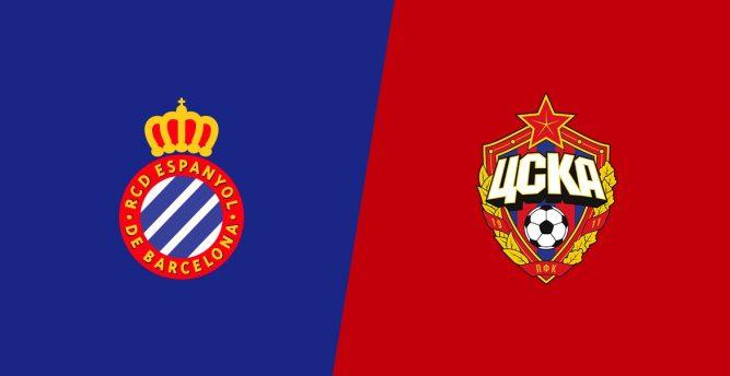 Espanyol-CSKA Mosca: Pronostico e Formazioni (Europa League 2019-20)