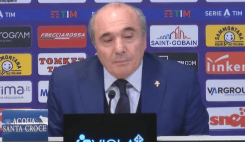 "Nuovo Stadio Fiorentina, Commisso: ""Così rischio di perdere entusiasmo"" (Video)"