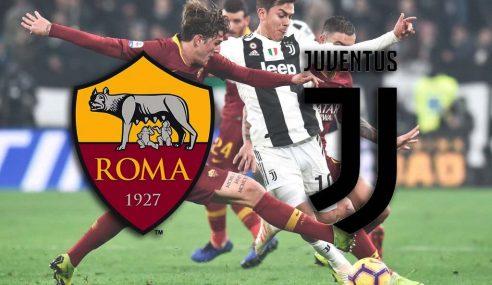 Roma-Juventus Streaming: Diretta Gratis Online (Serie A 2019-20)