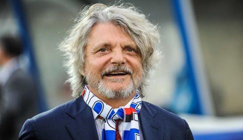 """Coronavirus-Serie A, Presidente Ferrero: """"Campionato finito per me"""""""