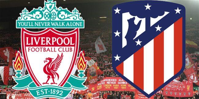Liverpool-Atletico Madrid: Pronostico e Formazioni (Champions League 2019-20)