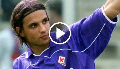 Fiorentina, tanti auguri a Nuno Gomes: ha firmato l'ultimo trofeo dei Viola (Video)
