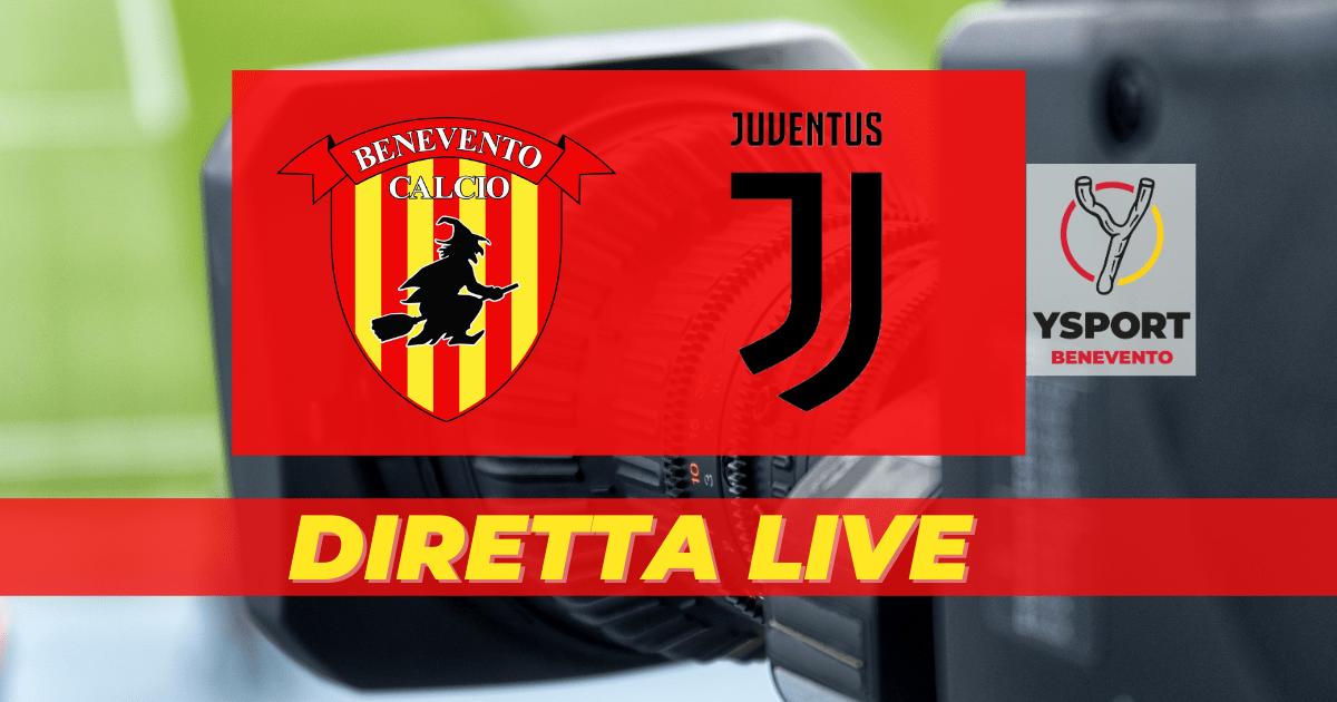 Benevento Juventus Streaming Diretta Gratis Online Serie A 2020 21