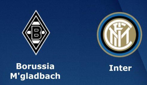 Borussia M'Gladbach-Inter: Pronostico e Formazioni (Champions League 2020-21)