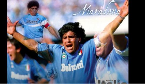 I Gol Più Belli di Diego Armando Maradona (Video)