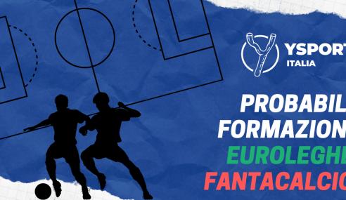Probabili Formazioni Premier, Liga, Ligue 1, Serie A, Bundesliga (Euroleghe 8ª Giornata)