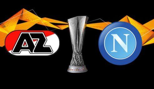 AZ-Napoli: Pronostico e Formazioni (Europa League 2020-21)