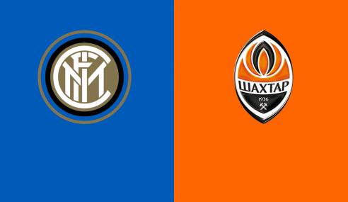 Inter-Shakhtar: Pronostico, Formazioni e Quote (Champions League 2020-21)