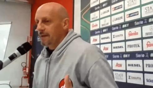 Entella-Vicenza: la conferenza stampa di Di Carlo pre partita (Serie B 2020-21)