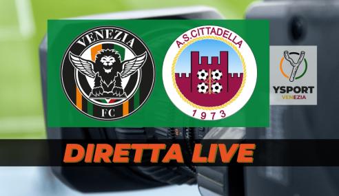 Venezia-Cittadella: Diretta Live: Risultato in Tempo Reale (Serie B 2020-21)