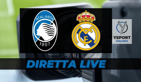 Atalanta-Real Madrid Streaming: Diretta Gratis Online (Ottavi Champions League 2021)
