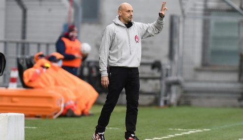 Vicenza-Lecce: la conferenza stampa di Di Carlo pre partita (Serie B 2020-21)