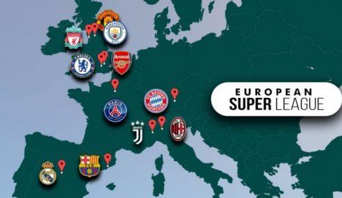 Superlega Europea, chiesta l'esclusione dalla Serie A di Juventus, Inter e Milan