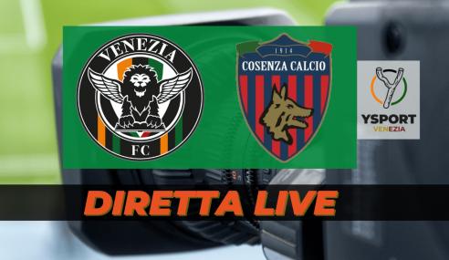 Venezia-Cosenza 3-0: il Tabellino (Serie B 2020-21)