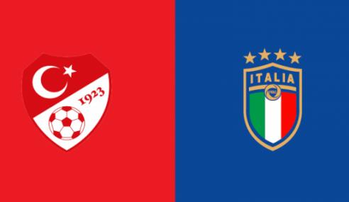Italia-Turchia: le Formazioni Ufficiali