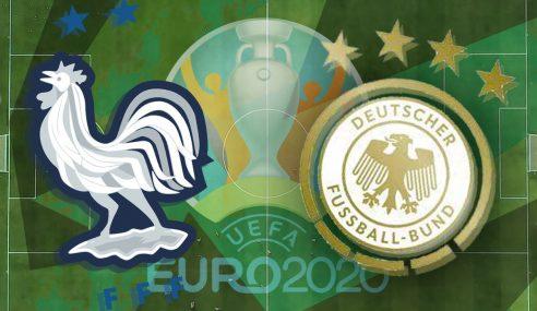 Francia-Germania: Pronostico, Formazioni e Ultime Notizie (Euro 2020)